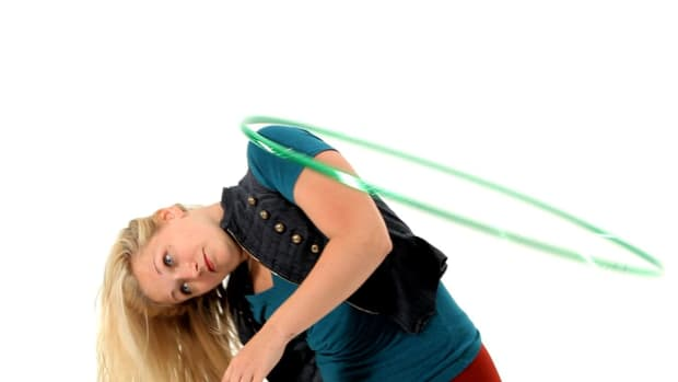 ZM. How to Hula Hoop on One Shoulder Promo Image