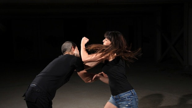 I. How to Defend against an Attack with a Stick in Krav Maga Promo Image