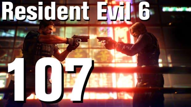 ZZZZC. Resident Evil 6 Walkthrough Part 107 - Chapter 19 Promo Image