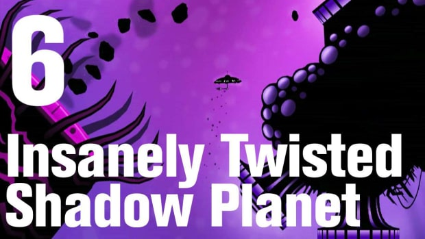 F. Insanely Twisted Shadow Planet Walkthrough: Organic Part 4 Promo Image