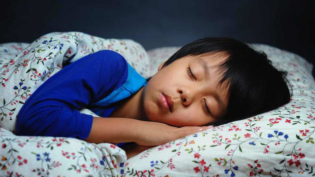 ZP. Top 3 Sleep Tips for Children & Teens Promo Image