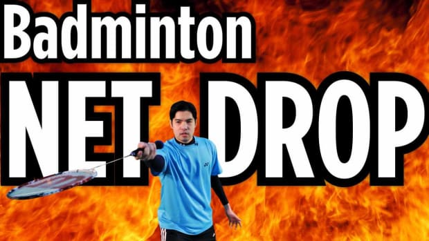 Z. How to Do a Net Drop in Badminton Promo Image