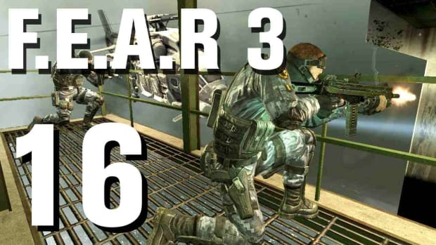P. F.E.A.R. 3 Walkthrough Part 16: Suburbs (5 of 5) Promo Image