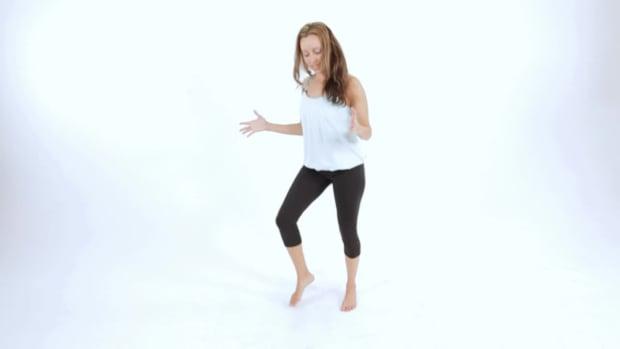 R. How to Do the Cho Chua Step in Samba Promo Image