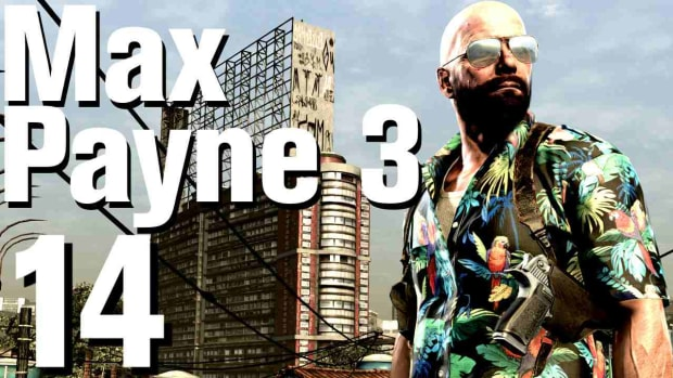 N. Max Payne 3 Walkthrough Part 14 - Chapter 5 Promo Image