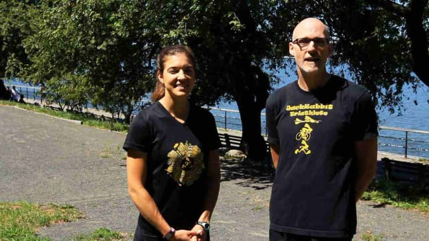 ZP. How to Run with Stephanie Coburn & Doug Oldiges Promo Image