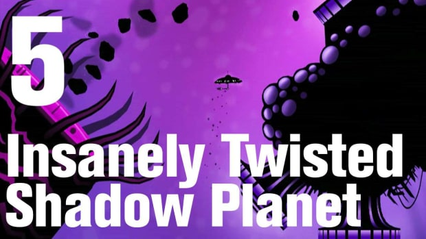 E. Insanely Twisted Shadow Planet Walkthrough: Organic Part 3 Promo Image