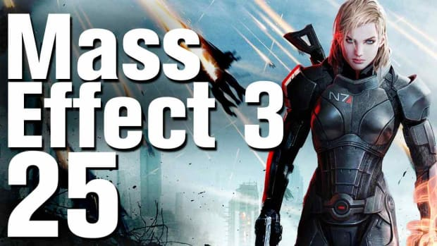 Y. Mass Effect 3 Walkthrough Part 25 - Cerberus Lab - Sanctum Promo Image