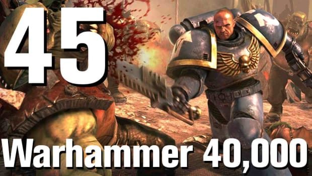 ZR. Warhammer 40K Space Marine Walkthrough Part 45: The Spire of Madness Promo Image