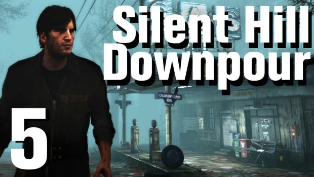 E. Silent Hill Downpour Walkthrough Part 5 - 26381 Promo Image