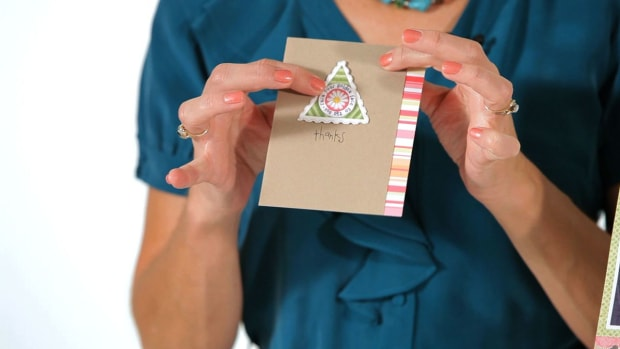 O. How to Use Die Cuts in Scrapbooks Promo Image