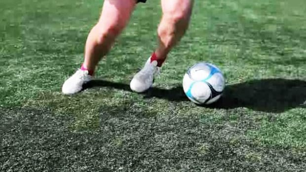 X. How to Do the Stepover Soccer Trick Promo Image
