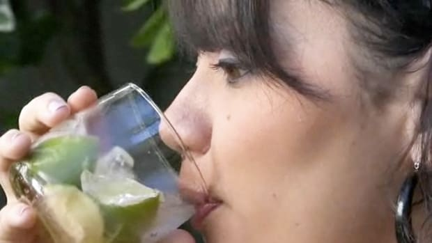 C. How to Make a Caipirinha Promo Image