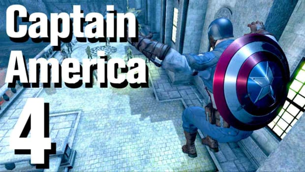 D. Captain America Super Soldier Walkthrough: Chapter 2 (1 of 2) Promo Image