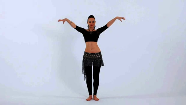 ZN. How to Do Hip Slides in Belly Dancing Promo Image