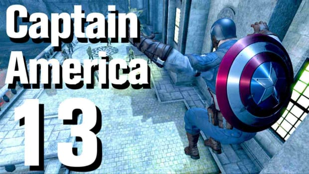 M. Captain America Super Soldier Walkthrough: Chapter 5 (2 of 2) Promo Image