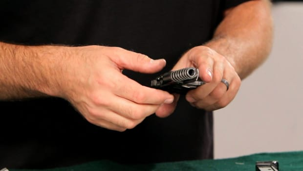 S. How to Disassemble a Walther PPK .380 Promo Image