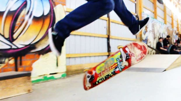 I. How to Do a Varial Flip on a Skateboard Promo Image