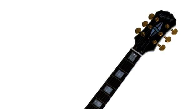L. Epiphone Les Paul & Gibson Les Paul Promo Image