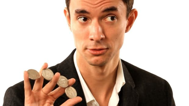 X. How to Do Magic Coin Tricks with Matt Wayne Promo Image