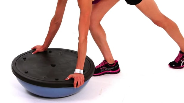 ZV. How to Do Bosu Ball Combo Workout #4 Promo Image