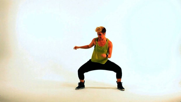 ZR. How to Do a Thigh-Toning Dance Move Promo Image