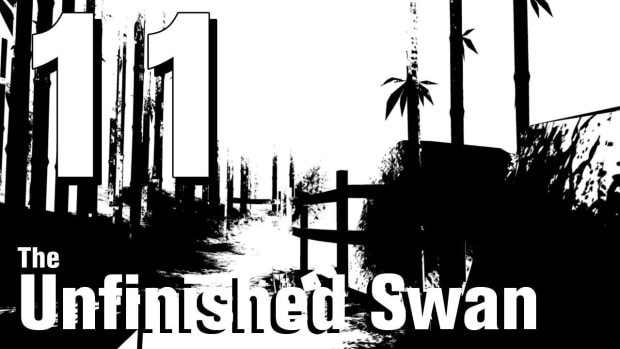 K. The Unfinished Swan Walkthrough Part 11 - Chapter 2 Promo Image