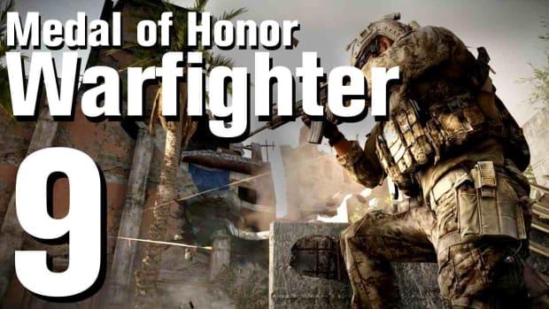I. Medal of Honor: Warfighter Walkthrough Part 9 - Chapter 5: Preacher Promo Image