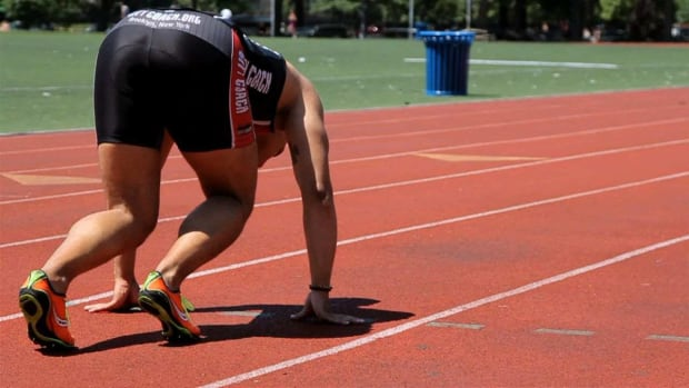 K. How to Maintain Proper Form While Sprinting Promo Image