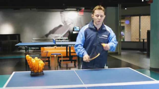 F. 3 Tips to Improve Your Serve in Table Tennis aka Ping Pong Promo Image