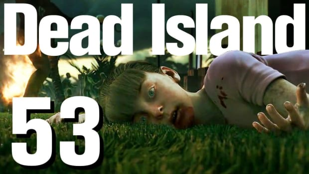 ZZA. Dead Island Playthrough Part 53 - Supermarket Journey Promo Image