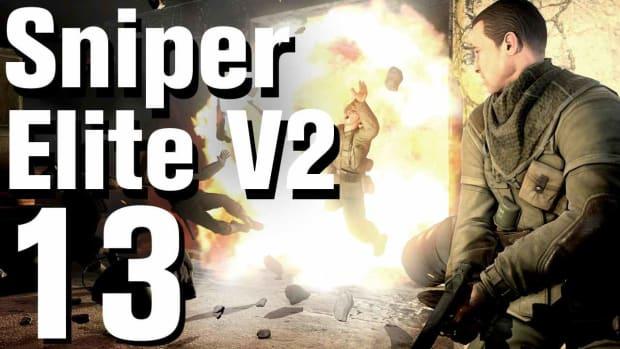 M. Sniper Elite V2 Walkthrough Part 13 - Kaiser-Friedrich Museum Promo Image
