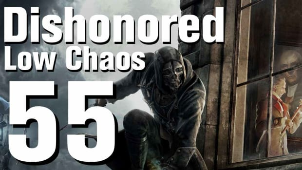 ZZC. Dishonored Low Chaos Walkthrough Part 55 - Chapter 9 Promo Image