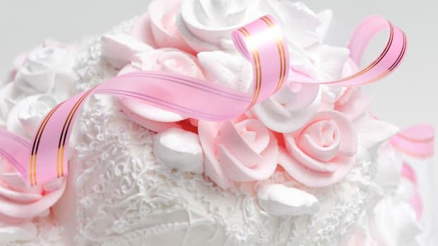 N. How to Make Royal Icing for Cake Decorating Promo Image