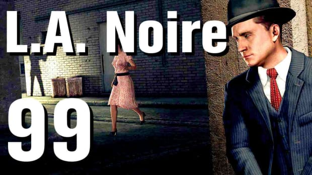 "ZZZU. L.A. Noire Walkthrough Part 99: ""The Gas Man"" (5 of 10) Promo Image"