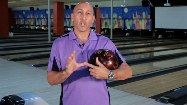J. How to Grip a Bowling Ball Promo Image