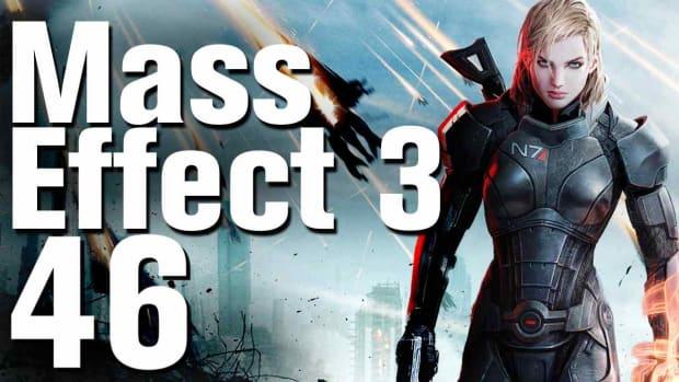 ZT. Mass Effect 3 Walkthrough Part 46 - Tuchanka - Shroud Facility Promo Image
