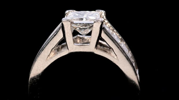 ZM. Brief History of Diamond Engagement Rings Promo Image