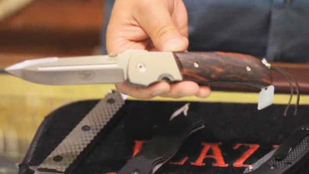 ZB. What Is a Tactical Knife? Promo Image