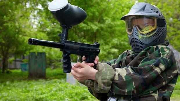 L. Pros & Cons of Tippmann Model 98 Paintball Gun Promo Image