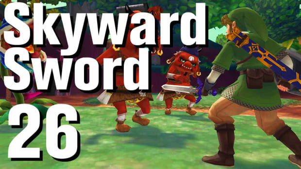 Z. Zelda: Skyward Sword Walkthrough Part 26 - Skyview Spring Promo Image