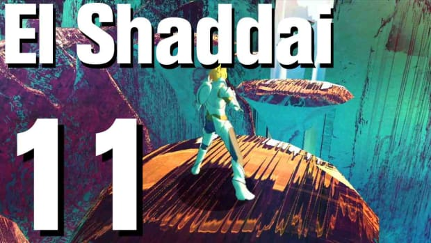 K. El Shaddai Walkthrough Part 11: The Tower (5 of 5) Promo Image