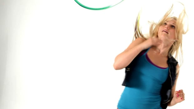 ZP. How to Do a Hula Hoop Shoulder Pop Promo Image