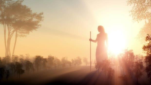ZI. Jesus Walks on Water in the Bible Promo Image
