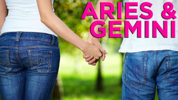 ZA. Are Aries & Gemini Compatible? Promo Image