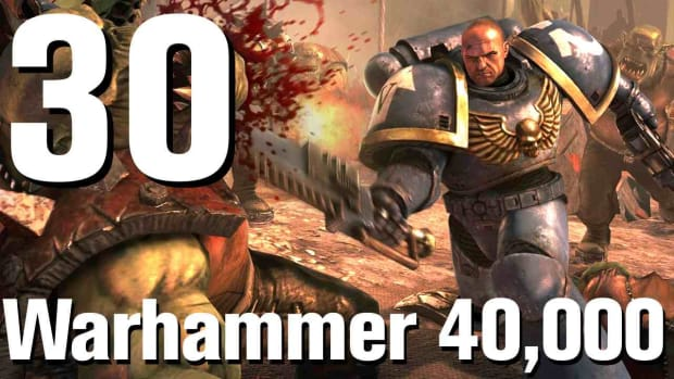 ZC. Warhammer 40K Space Marine Walkthrough Part 30: Point of No Return Promo Image