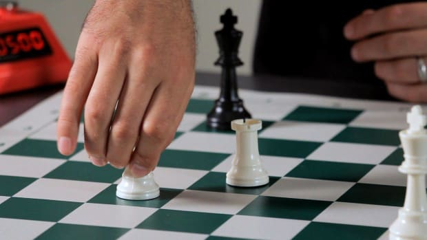 ZF. What Is a Ladder Checkmate? Promo Image