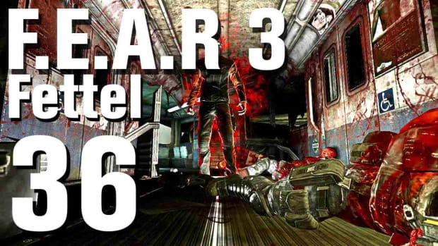 ZJ. F.E.A.R. 3 Fettel Walkthrough Part 36: Port (4 of 8) Promo Image