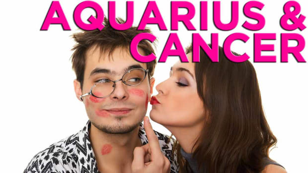 ZZM. Are Cancer & Aquarius Compatible? Promo Image