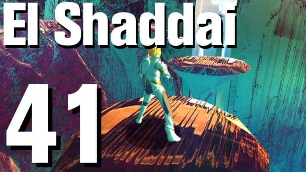ZO. El Shaddai Walkthrough Part 41: The Grave of Arakiel (2 of 7) Promo Image